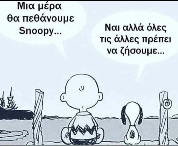 snoopy life